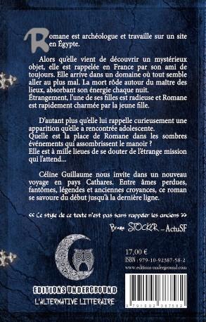 Reminiscence Celine Guillaume Livre Fantastique Romance
