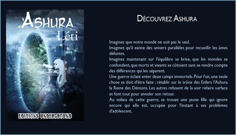 Ashura, roman fantastique
