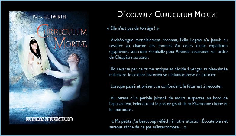 Curriculum Mortæ - Pierre Gutwrith